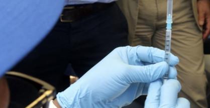 Campagna di vaccinazione contro l'ebola in Congo-K