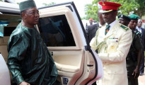 Il presidente del Ciad Idriss Baya