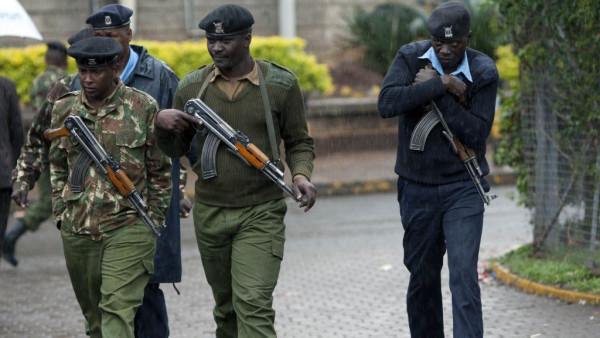 Agenti della polizia amministrativa, normalmente assegnati alla sorveglianza delle banche