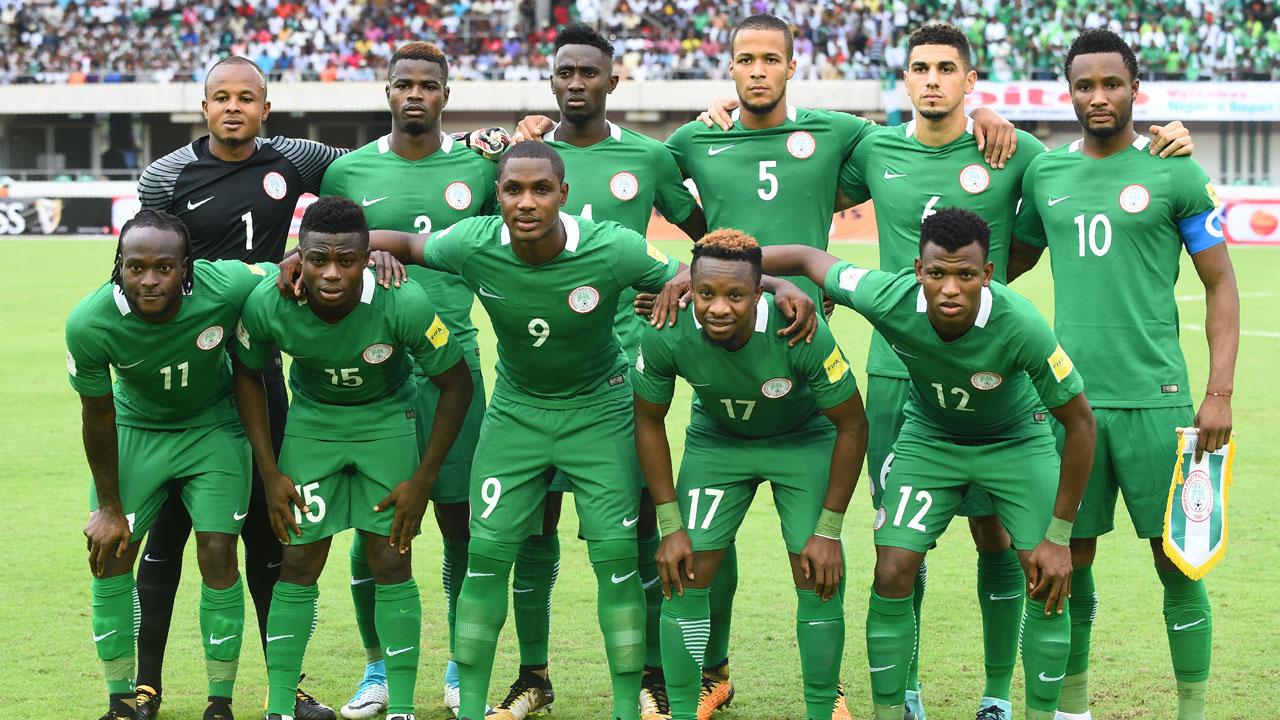 Squadra nazionale di calcio nigeriana