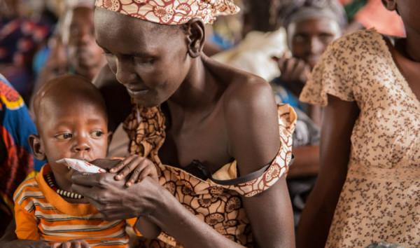 Rischio carestia in Sud Sudan