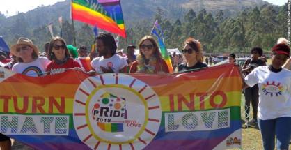 Primo gay pride nello Swaziland