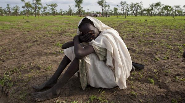 Donna sud sudanese