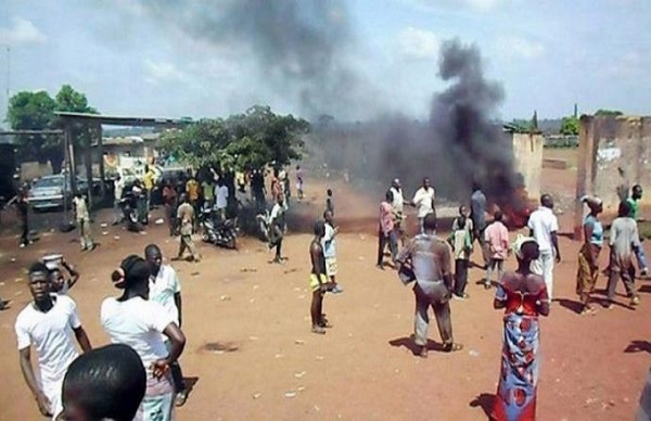 Scontri tra giovani a Brazzaville, capitale della Repubblica del Congo