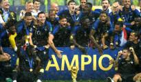 Squadra nazionale francese, vincitrice della Coppa del mondo 2018