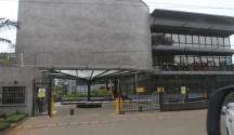 Lavington, Nairobi, La sede dell'SGS, la società cinese che gestisce la nuova ferrovia Nairobi-Mombasa