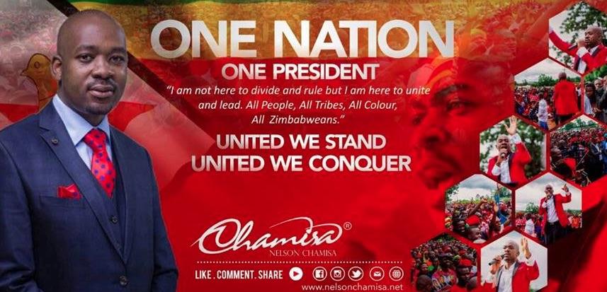 Manifesto elettorale di Nelson Chamisa