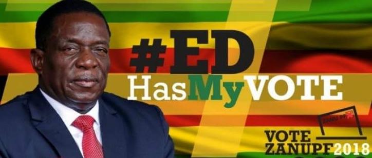 Manifesto elettorale dello ZANU-PF