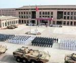 La basa militare cinese a Gibuti