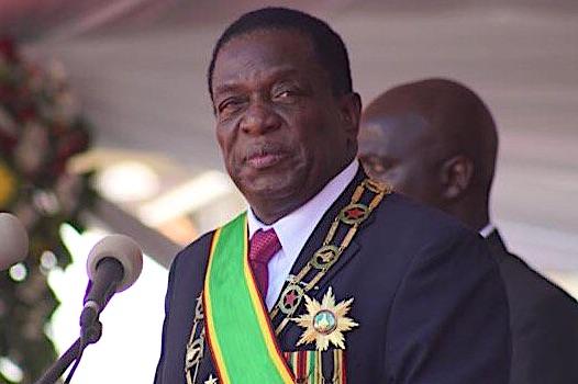 Emmerson Mnangagwa, confermato presidente dalla Corte Costituzionale