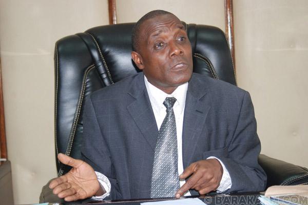 "Il presidente della ""National Land Commission"" del Kenya Mohammed Abdalla Swazuri"