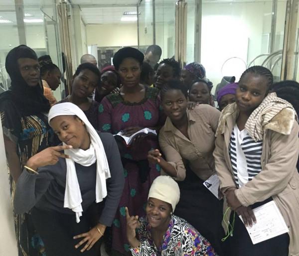 Donne africane approdano a Dubai piene di aspettative per un nuovo e redditizio impiego