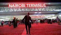 Il prestigioso terminal ferroviario di Nairobi