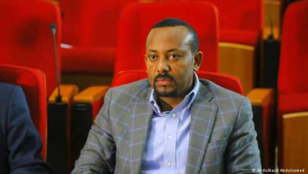Abiy Ahmed, primo ministro etiopico