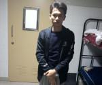 Lou Jiaqi, il giovane imprenditore cinese p in stato d'arresto in attesa dell'espulsione