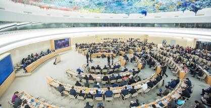 Assemblea del Consiglio dei Diritti Umani, ONU