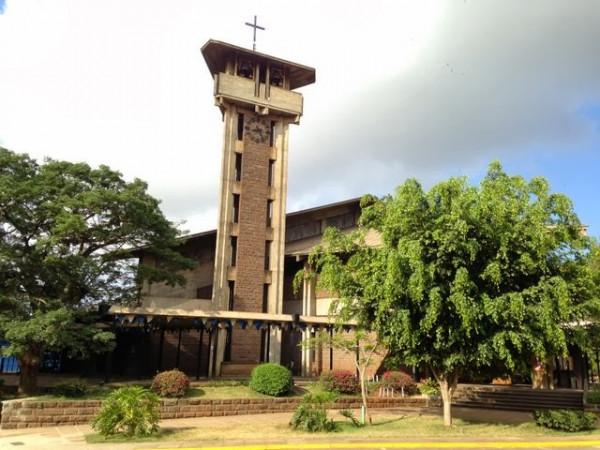 Il quartier generale delle missioni della Consolata a Nairobi