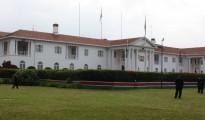 La State House, il palazzo presidenziale di Nairobi