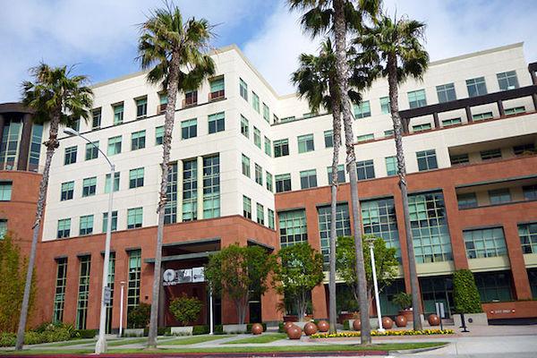 Quartier generale della Universal Music Group a Santa Monica, California