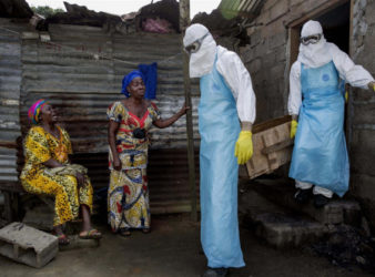 Decima epidemia di ebola in Congo-K