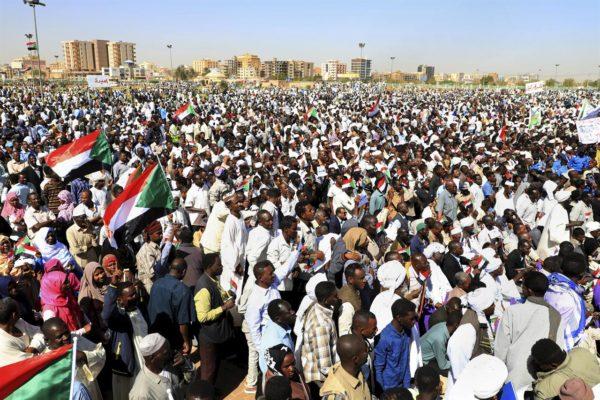 Risultati immagini per proteste in sudan